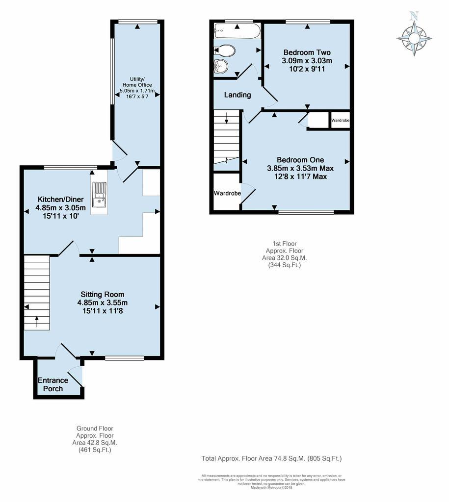 Floorplan: 23 KR   Floorplan