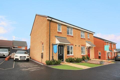 3 bedroom semi-detached house for sale - Knowles View, Talke, Staffordshire