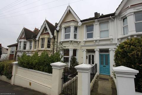 6 bedroom terraced house to rent - Hartington Road, Brighton