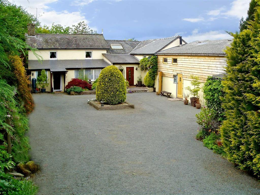 4 Bedrooms Detached House for sale in Llanfihangel Nant Melan, LLANFIHANGEL NANT MELAN, New Radnor, Powys