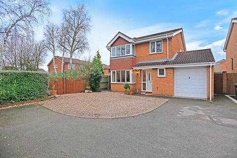 4 bedroom detached house for sale - Hillwood Avenue, Solihull