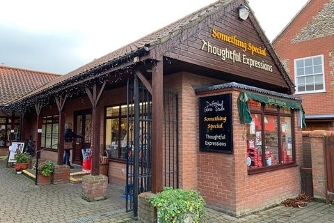 Shop to rent - E Feathers Yard, Market Place, Holt, Norfolk, NR25 6BF
