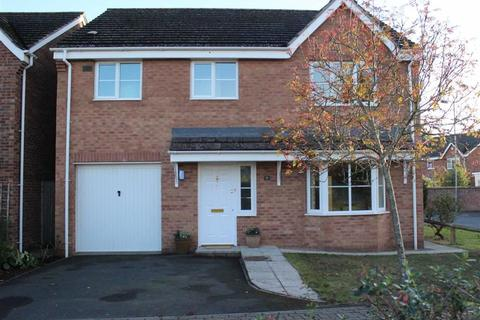 4 bedroom detached house for sale - Oaklands Drive, Monmouth