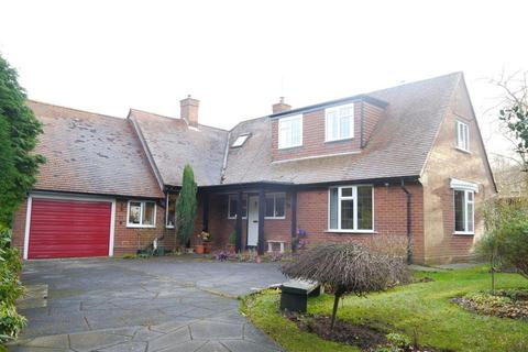 4 bedroom detached house for sale - SPACIOUS FAMILY DORMER BUNGALOW WITH CHARACTER The Rise, Darras Hall