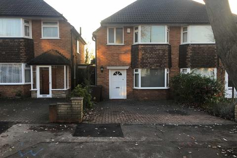 3 bedroom semi-detached house to rent - Wichnor Road, Solihull