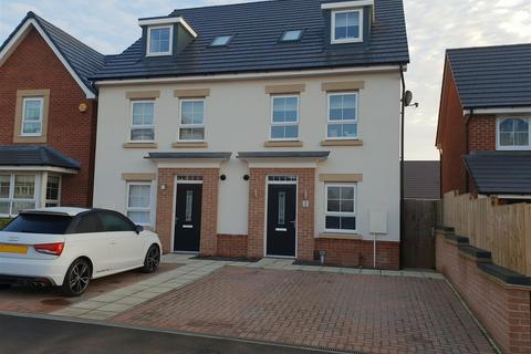4 bedroom semi-detached house for sale - Whitebeam Close, Edwalton, Nottingham