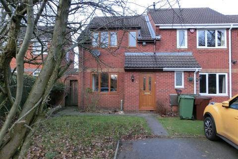 3 bedroom end of terrace house for sale - Woodrush Drive, Hollywood, Birmingham