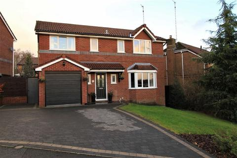 5 bedroom detached house for sale - 8, Bronte Close, Norden, Rochdale, OL12