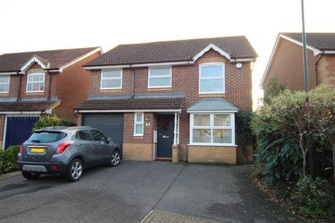 4 bedroom detached house for sale - Chestnut Close, Kings Hill, ME19 4FP