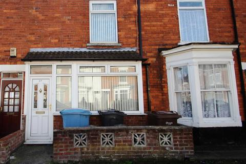 2 bedroom terraced house to rent - Edgecumbe Street, Hull