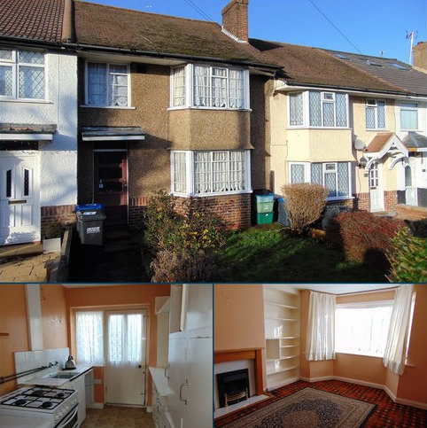 3 bedroom terraced house for sale - Sundale Avenue, South Croydon, CR2 8RR