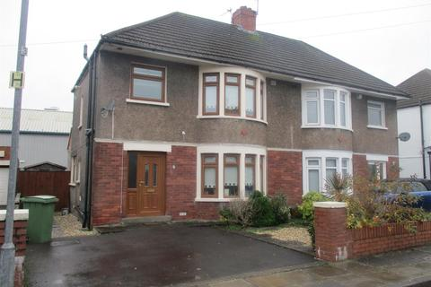 3 bedroom semi-detached house for sale - St. Fagans Close, Fairwater, Cardiff