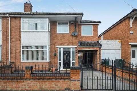 4 bedroom semi-detached house for sale - Royal Crescent, Weeford Estate, Coventry
