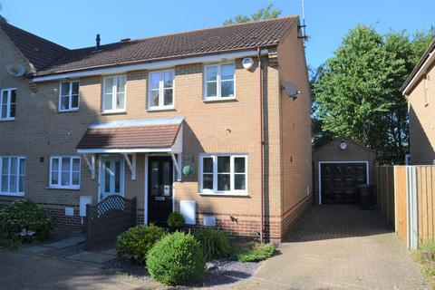 2 bedroom end of terrace house for sale - Bader Close, King's Lynn