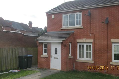 3 bedroom semi-detached house to rent - Firedrake Croft