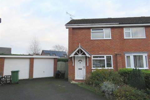 2 bedroom semi-detached house to rent - Lime Close, Ellesmere, SY12