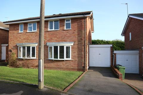 2 bedroom semi-detached house to rent - Kinsham Drive, Solihull