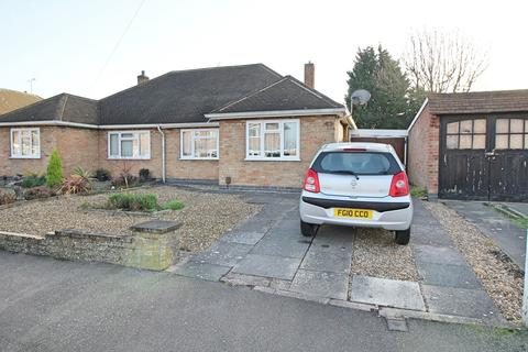 2 bedroom semi-detached bungalow for sale - Alfreton Road, Wigston