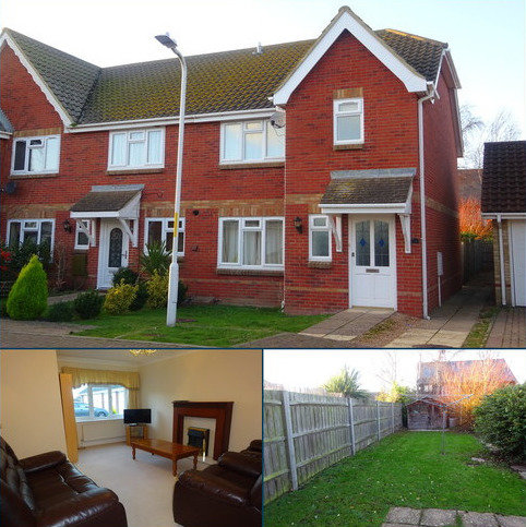 3 bedroom end of terrace house for sale - Oakham Drive, Lydd