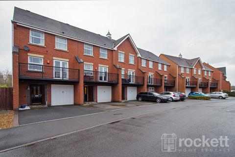 4 bedroom townhouse to rent - Stoke On Trent