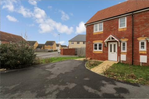 3 bedroom end of terrace house for sale - Ffordd Y Meillion, Penllergaer, Swansea, SA4