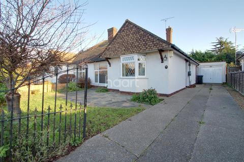 2 bedroom bungalow for sale - Capel Close, Kingsgate, CT10
