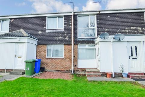 2 bedroom ground floor flat to rent - Westerkirk, Cramlington, Northumberland, NE23 6NE