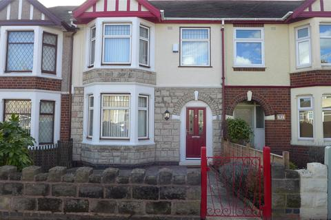 3 bedroom terraced house to rent - Batsford Road, Coundon, Coventry, CV6