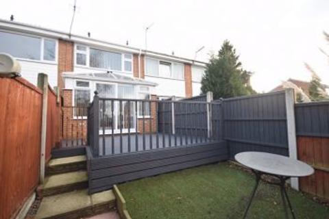 2 bedroom terraced house to rent - Ormskirk Rise, Spondon, Derby, DE21 7NU