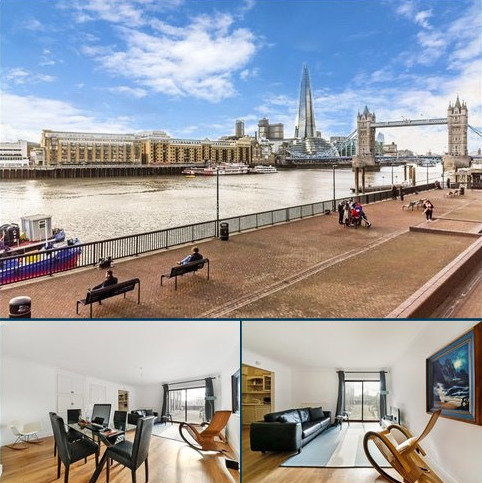 2 bedroom flat for sale - Tower Bridge Wharf, 86 St. Katharines Way, London, E1W