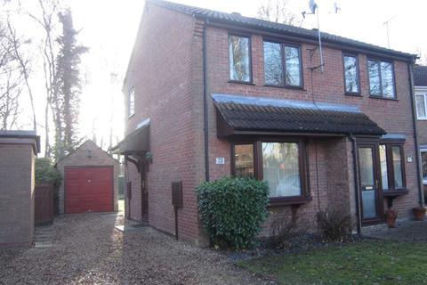 2 bedroom semi-detached house to rent - Locking Close, Doddington Park, Lincoln, LN6 3NZ