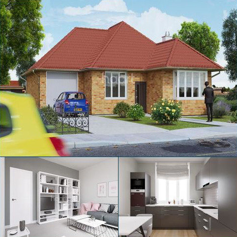 3 bedroom bungalow for sale - The Groves, Harwich Road, Mistley