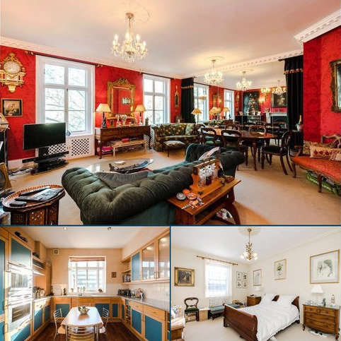 3 bedroom flat for sale - Sussex Gardens, London, W2
