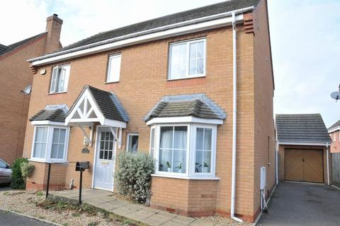 4 bedroom detached house to rent - Buckthorn Road, Hampton Hargate, PETERBOROUGH, PE7
