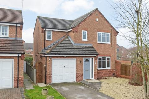 4 bedroom detached house for sale - Morehall Close, Clifton Moor