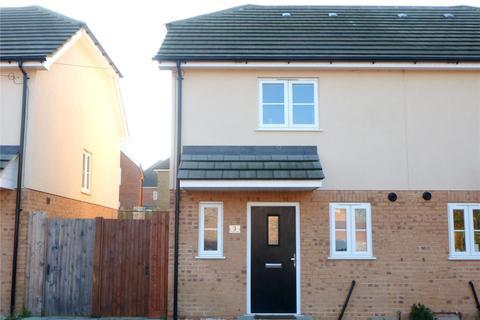 2 bedroom semi-detached house for sale - Wesleyan Court, Lower Rainham Road, ME7