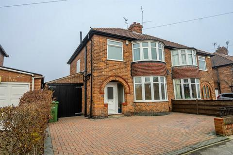 3 bedroom semi-detached house for sale - Yearsley Grove, Huntington, YORK