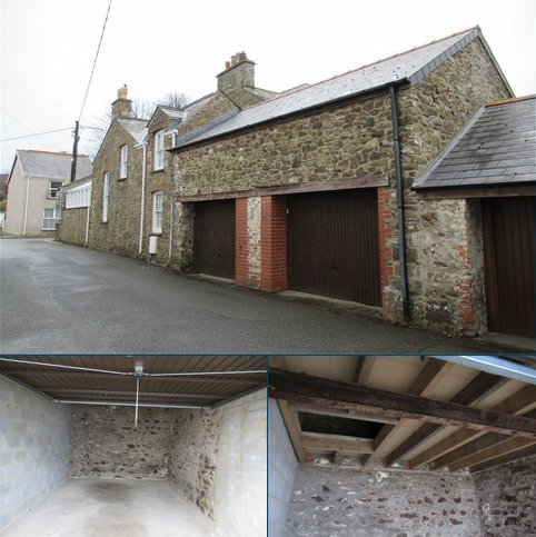 House for sale - Single Garage, Kensington Street, Fishguard, Pembrokeshire