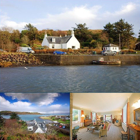 4 bedroom detached house for sale - Dunfillan, Cuan Ferry, Oban, Argyll and Bute, PA34