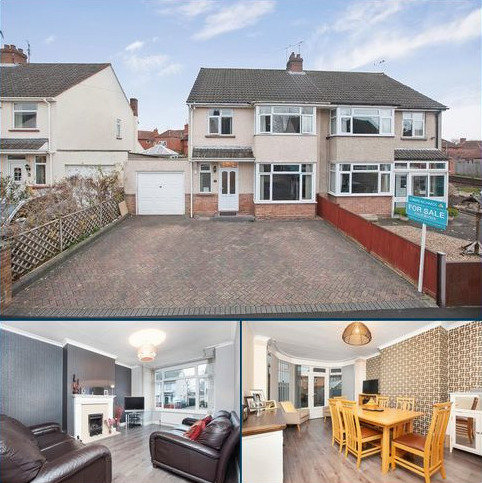 3 bedroom semi-detached house for sale - ROWBARTON