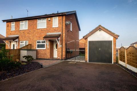 2 bedroom semi-detached house for sale - Glastonbury Road, Alvaston