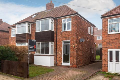 3 bedroom semi-detached house to rent - Kilburn Road, York, North Yorkshire, YO10