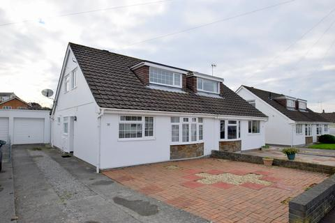 3 bedroom semi-detached bungalow for sale - 70 Austin Avenue, Newton, Porthcawl, Bridgend County Borough, CF36 5RS
