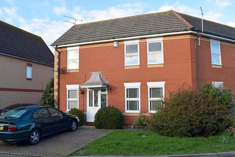 2 bedroom end of terrace house for sale - Belfield Gardens, Church Langley, Harlow, Essex, CM17 9QN