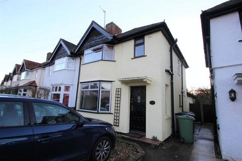 4 bedroom semi-detached house to rent - Cricket Road, Oxford