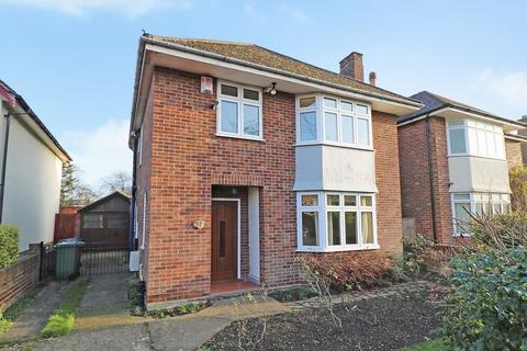 3 bedroom detached house for sale - Durnford Way, Cambridge