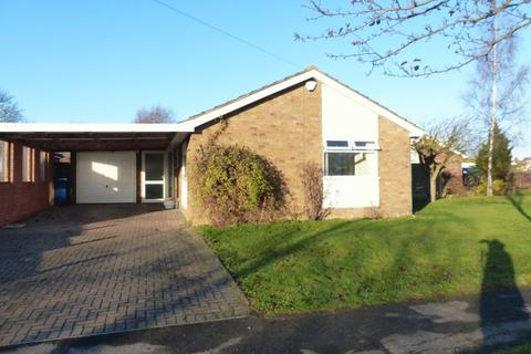 3 bedroom detached bungalow for sale - Highfield Road, Lincoln