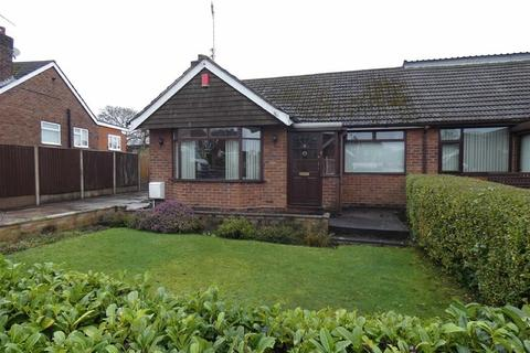 3 bedroom semi-detached bungalow for sale - 8, Portland Drive, Forsbrook