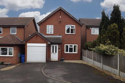 3 bedroom detached house to rent - Saffron Close, Meir Park, Stoke-On-Trent