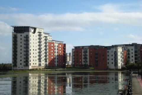 1 bedroom flat to rent - The Waterquarter, Galleon Way, Cardiff Bay